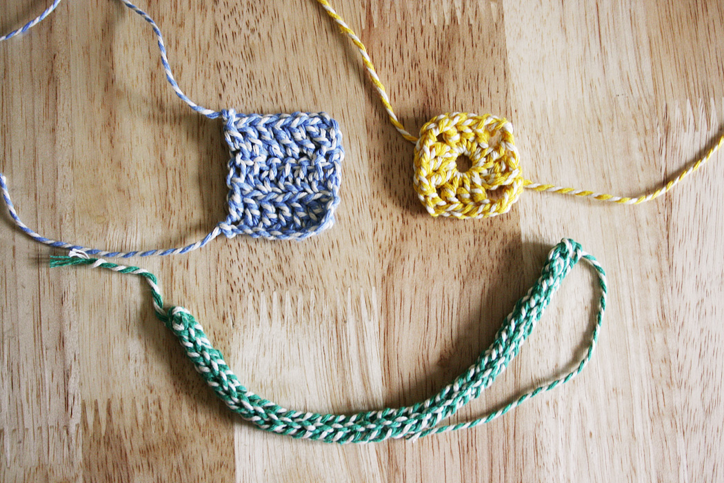 Crochet with Baker's Twine | Crafting Fingers
