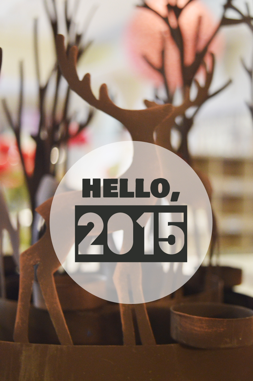 3 things to jumpstart 2015 | Crafting Fingers