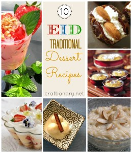 eid recipes desserts