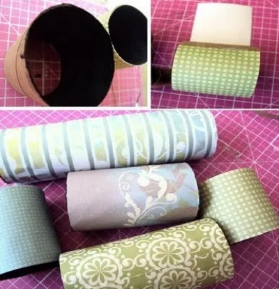 paper-roll-organizer-kids-craft-idea-tutorial-diy