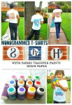 monogrammed t-shirts