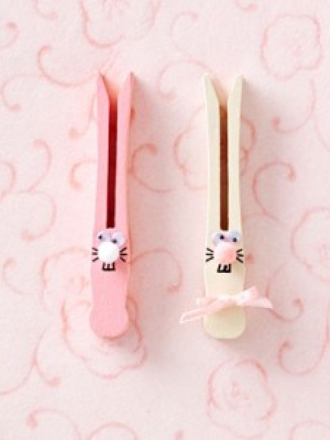 cute clothespin craft