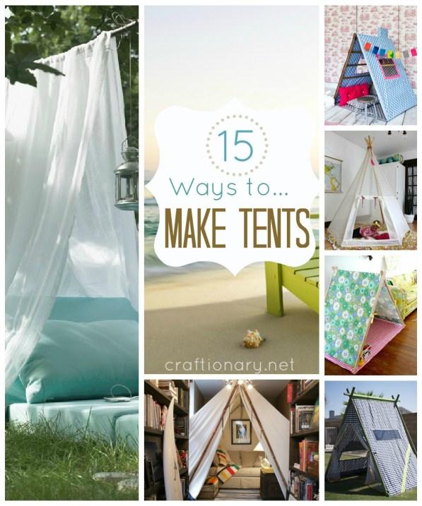 make-tent