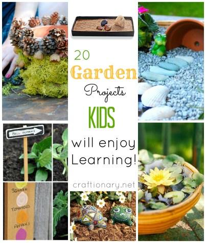 gardening with kids