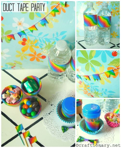 duct tape party ideas 2