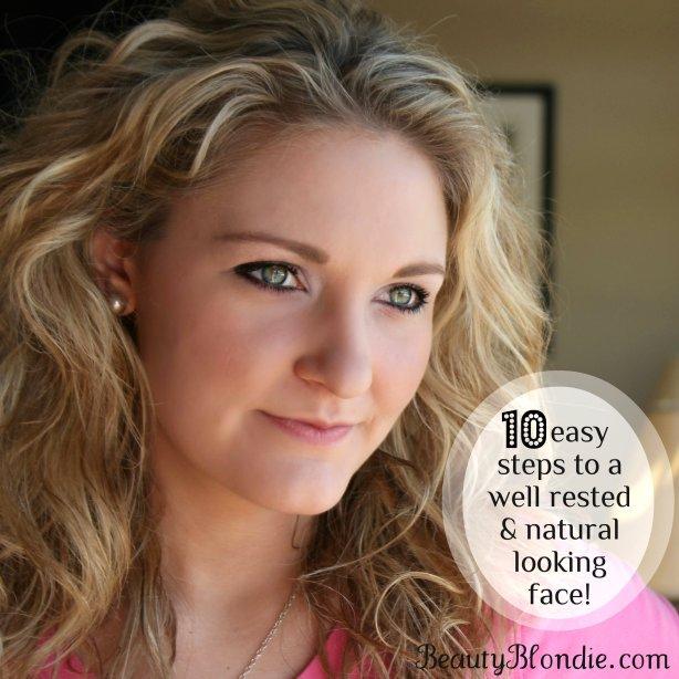 natural looking face