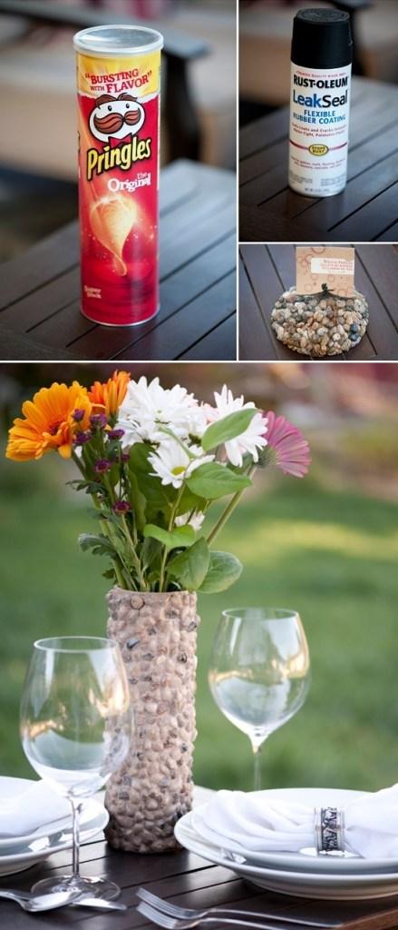 recycle vases