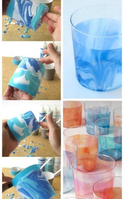 DIY GLASS PAINT TUTORIAL
