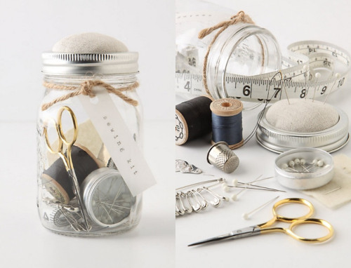 sewing kit gift idea