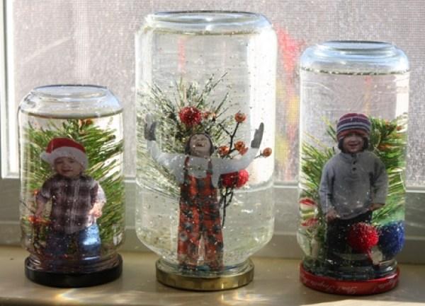 snow globes gift