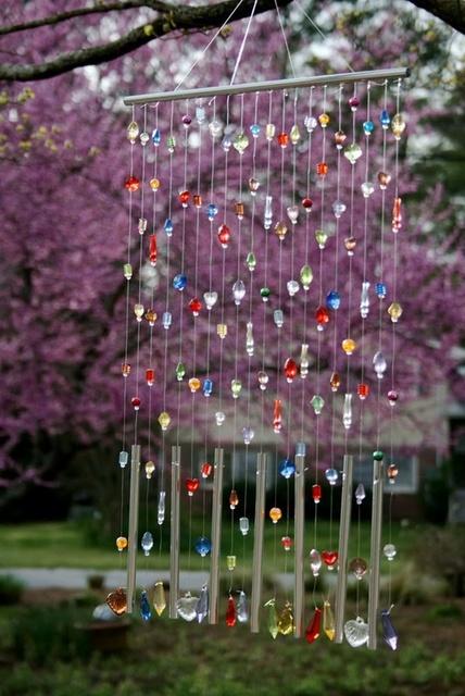 wind chimes gift idea