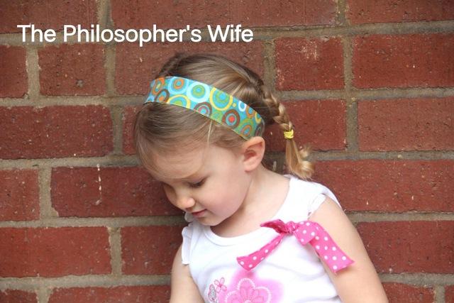 reversible headbands