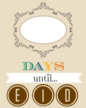 eid-countdown-decoration-idea