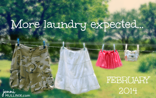 more laundry expected pregnant