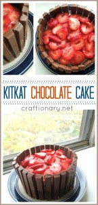 Kitkat chocolate cake easy recipe