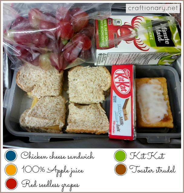 kindergarten finger food ideas