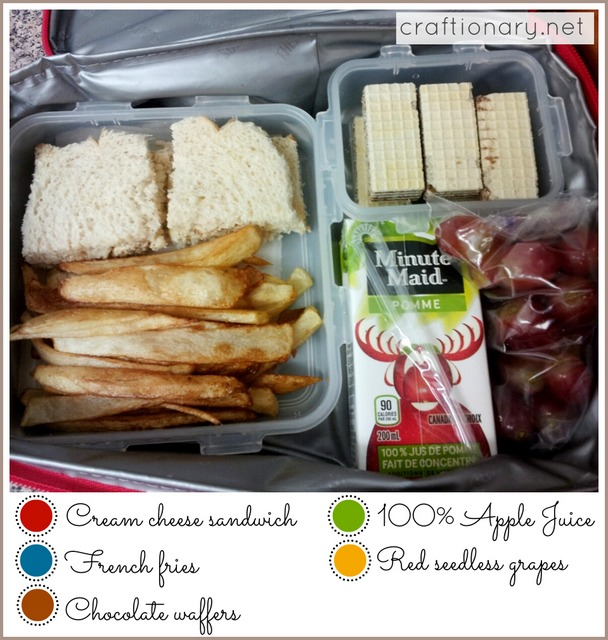 toddler finger food lunches