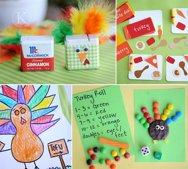 turkey kids game ideas