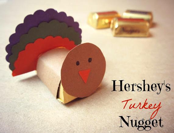 hersheys turkey nuggets