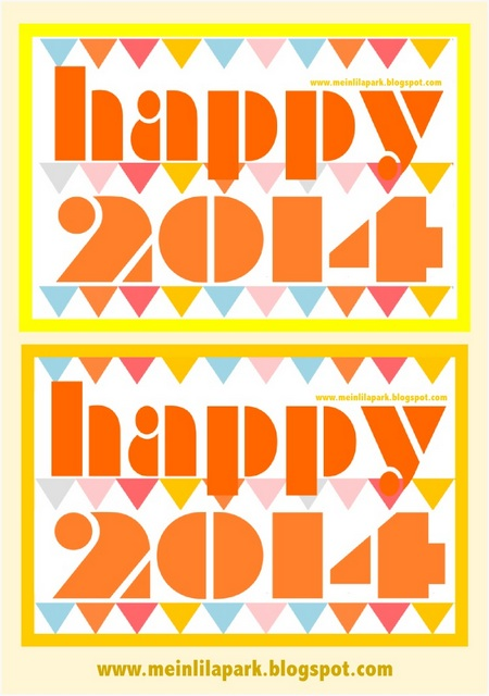 new year printables tags