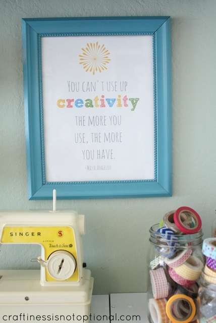 creativity best craft printables