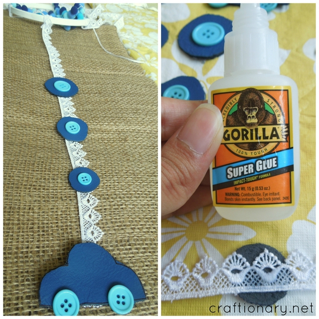 diy baby mobile tutorial