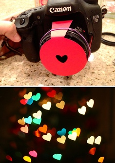 diy bokeh photography