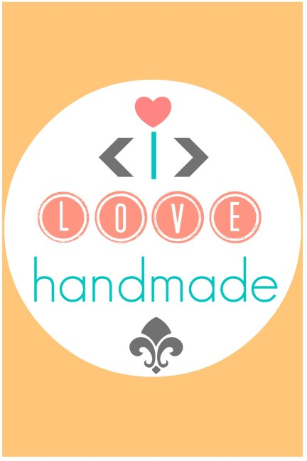 i love handmade craft printables