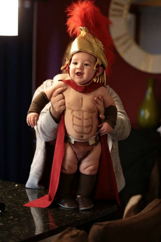 300 spartan costume