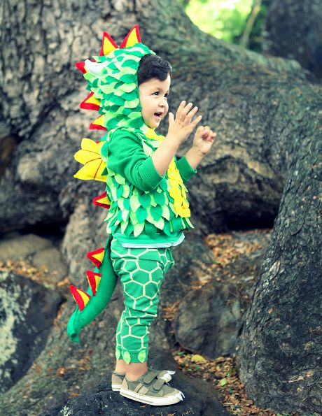 baby dragon halloween costume