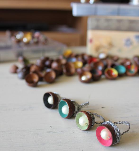 acorn rings