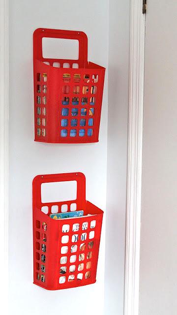 behind the door books storage