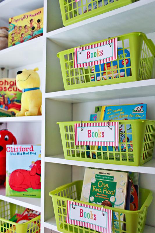 bookshelves book labels