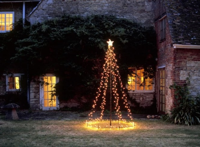 Outdoor Christmas Lights For Tree