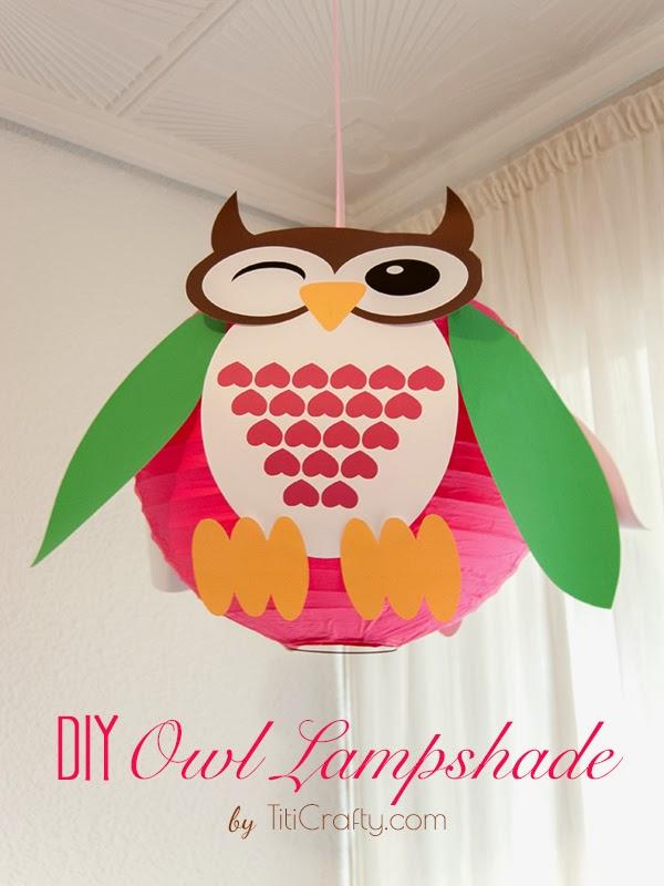 DIY-owls-lampshade