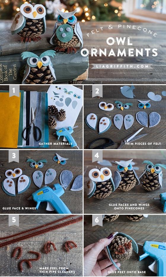 DIY-pine-cone-owls