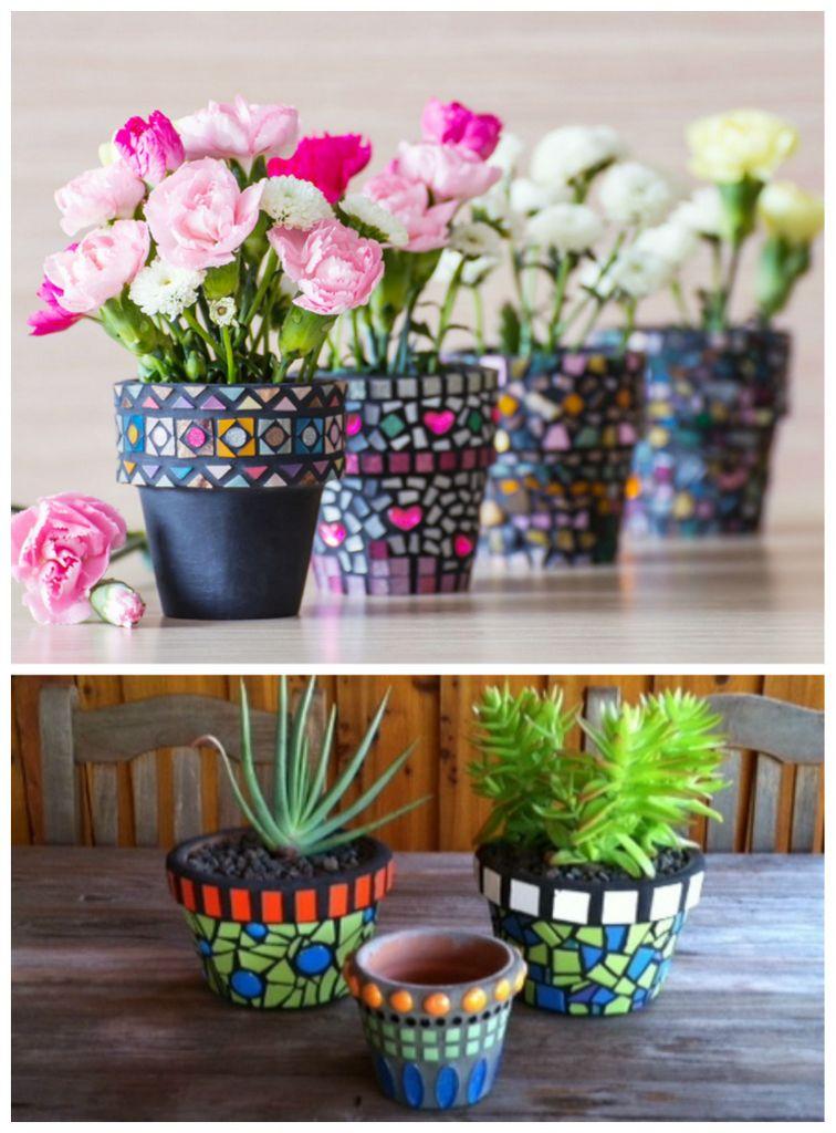 Mosaic-terra-cotta-pots