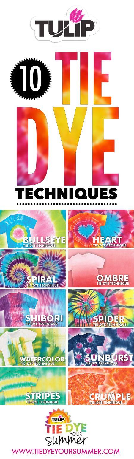 DIY-tie-dye-techniques