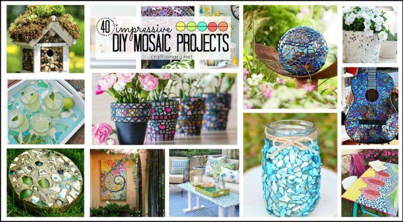 Mosaic tutorials