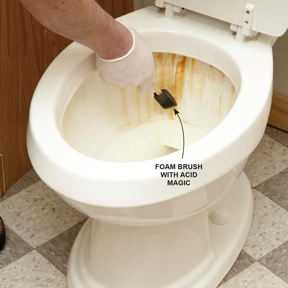 Image Result For How To Remove Hard Water Stains From Toilet Bowl Naturally