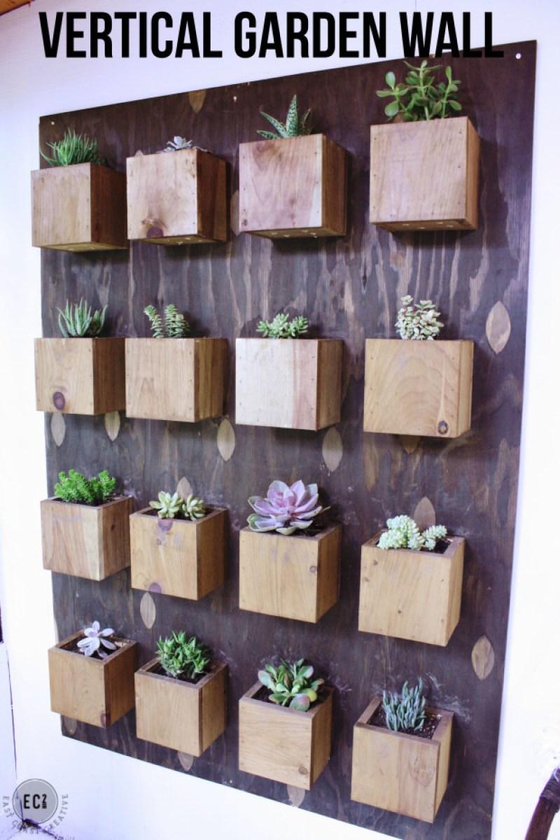 Wall Garden Planter