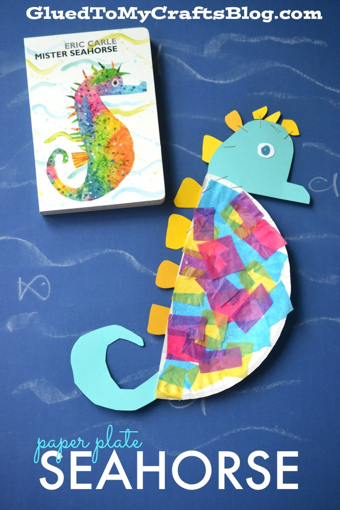 Sea animal crafts