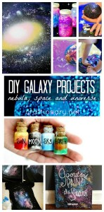 DIY Galaxy Projects