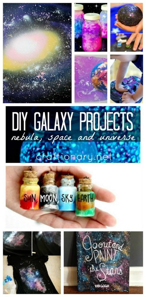 DIY Galaxy Projects