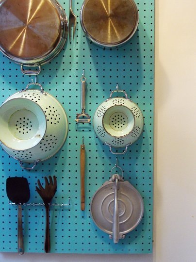 DIY peg board ideas