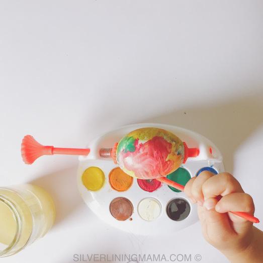 eggs painting kits