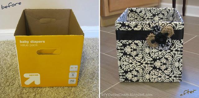 DIY Container box
