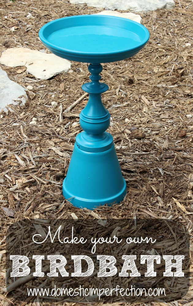 bird bath projects