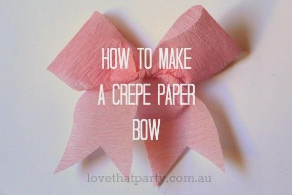 make-paper-bows
