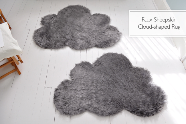 making-rugs-in-creative-ways-faux-sheep-skin-cloud-rug